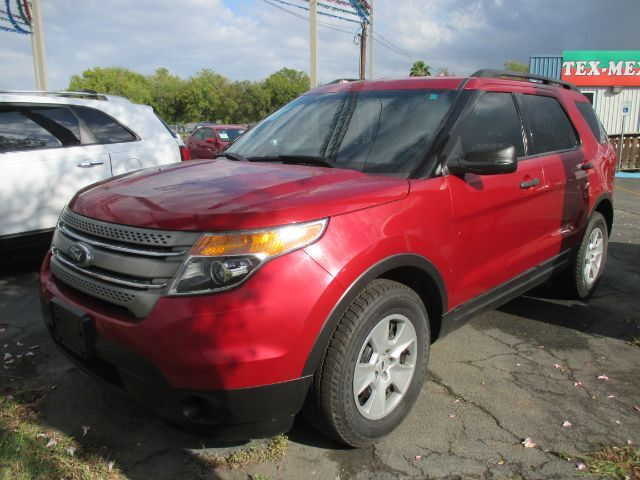 2012 Ford Explorer Base FWD San Antonio TX