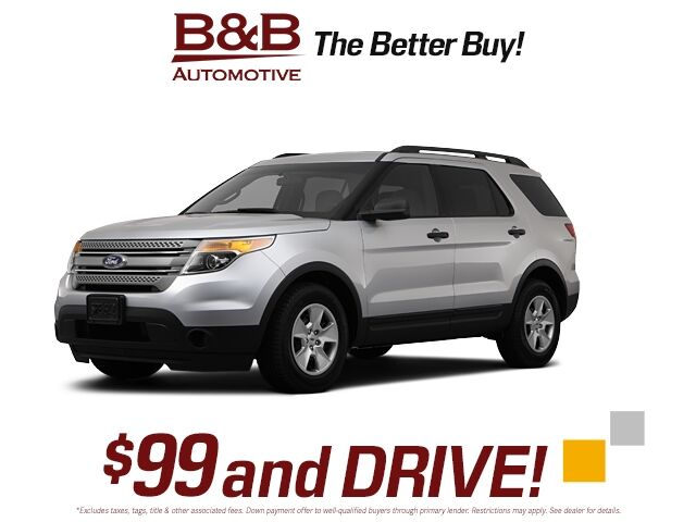 2012 Ford Explorer Base Fairless Hills PA