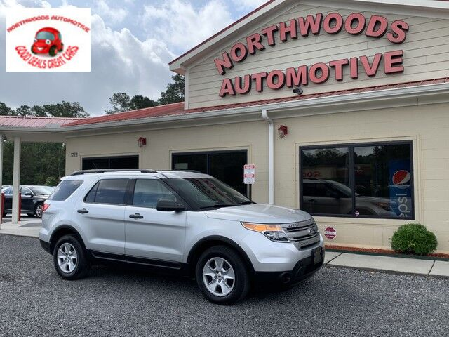 2012 Ford Explorer Base North Charleston SC