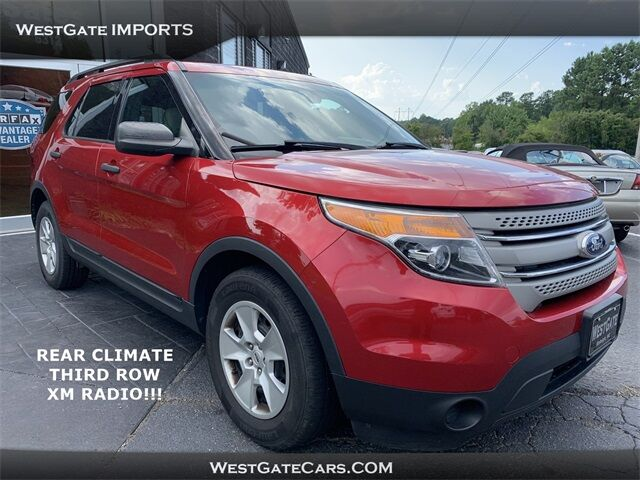 2012 Ford Explorer Base Raleigh NC