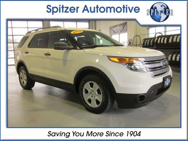 2012 Ford Explorer Base Sheffield OH