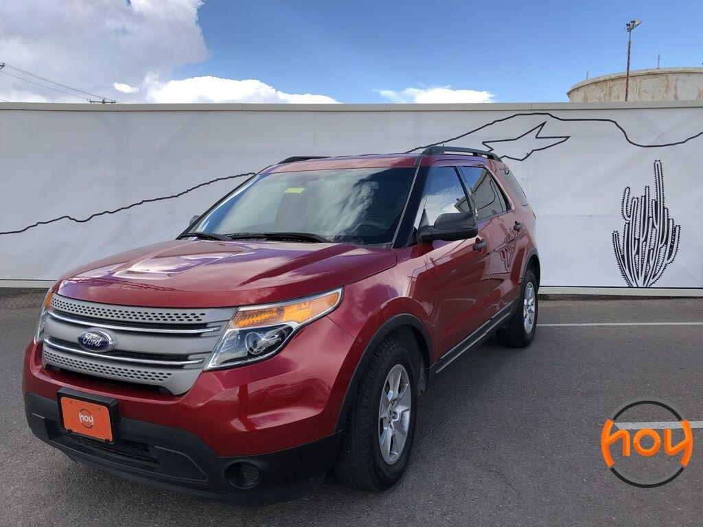 Used 2012 Ford Explorer Fwd 4dr Base In El Paso Tx
