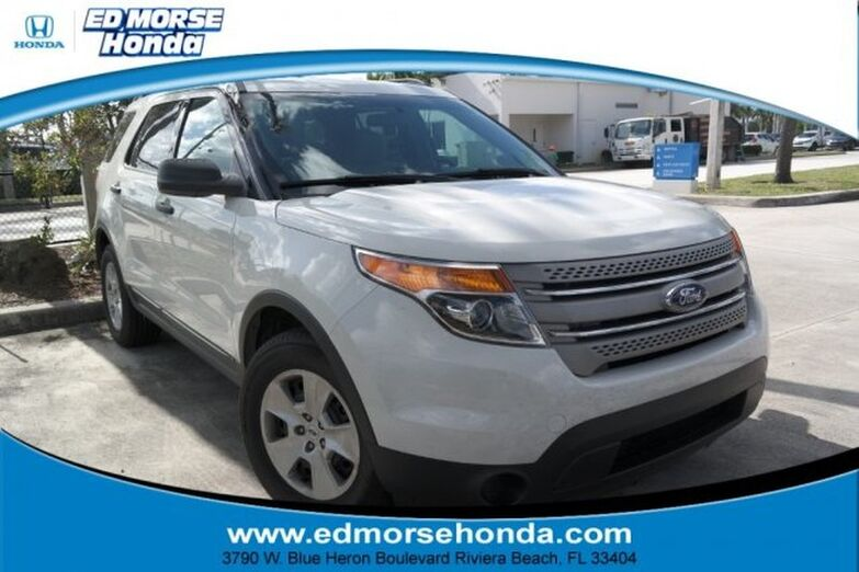 2012 Ford Explorer FWD 4dr Base Riviera Beach FL
