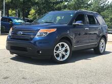 2012_Ford_Explorer_FWD 4dr Limited_ Cary NC