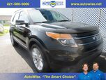 2012 Ford Explorer LIMITED 4WD Limited