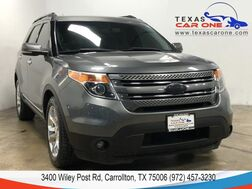 2012_Ford_Explorer_LIMITED PANORAMA LEATHER HEATED AND COOLED SEATS KEYLESS START REAR CAMERA_ Carrollton TX
