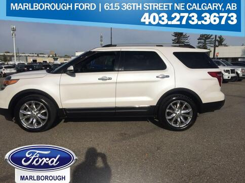 2012_Ford_Explorer_Limited  - Leather Seats -  Bluetooth_ Calgary AB