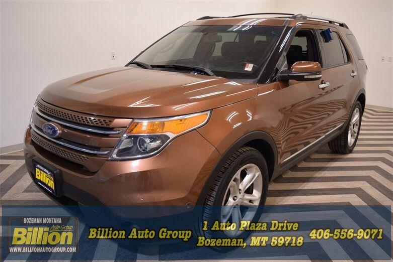 2012 Ford Explorer Limited Bozeman MT