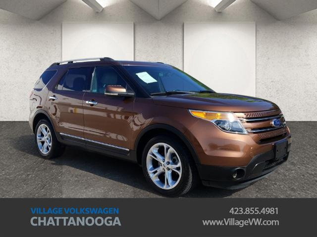 2012 Ford Explorer Limited Chattanooga TN