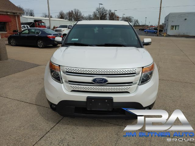 2012 Ford Explorer Limited FWD Clarksville IN