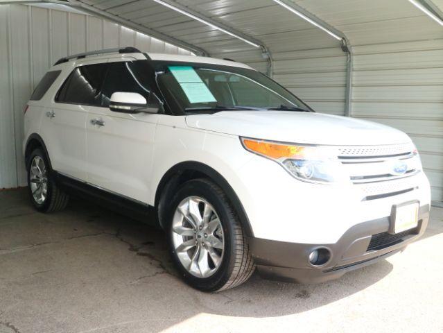 2012 Ford Explorer Limited FWD Dallas TX