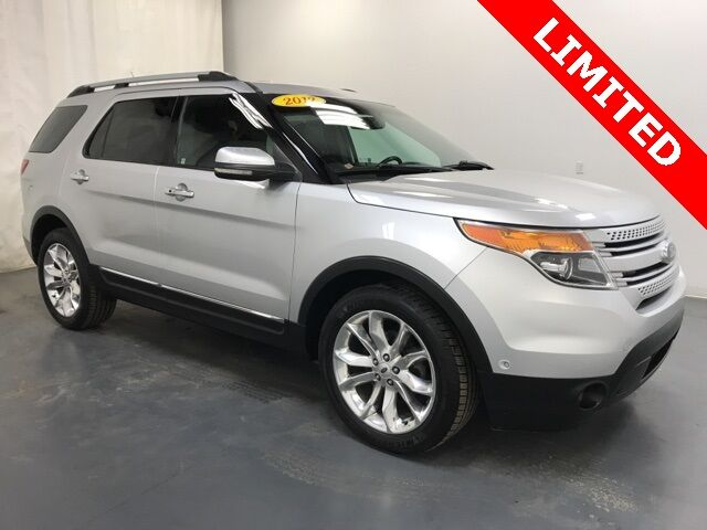 2012 Ford Explorer Limited Holland MI