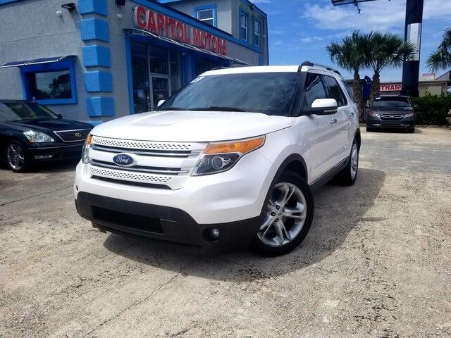 2012 Ford Explorer Limited Jacksonville FL