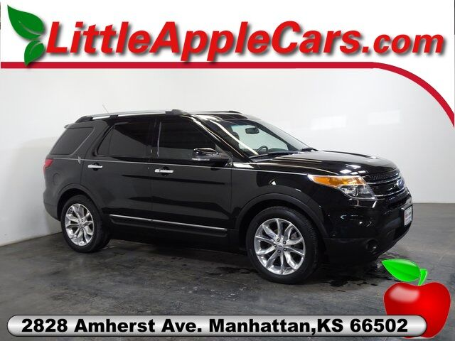2012 Ford Explorer Limited Manhattan KS