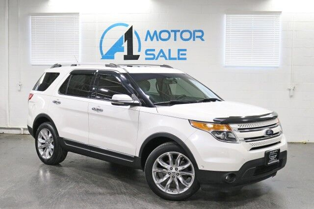2012 Ford Explorer Limited Navi Pano Roof Schaumburg IL