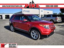 2012_Ford_Explorer_Limited_ Pampa TX