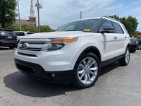 Ford Explorer Limited 2012