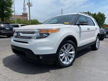 2012_Ford_Explorer_Limited_ Raleigh NC