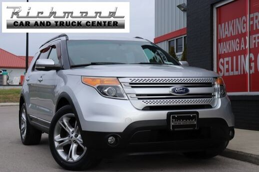 2012 Ford Explorer Limited Richmond KY