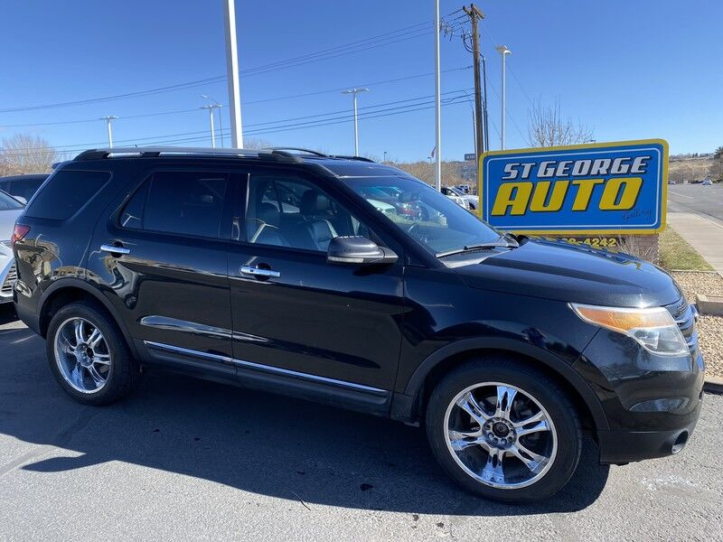 2012 Ford Explorer Limited St George UT