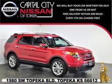 2012_Ford_Explorer_Limited_ Topeka KS