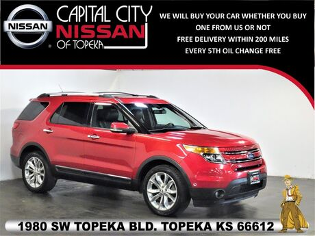 2012 Ford Explorer Limited Topeka KS