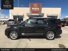 2012_Ford_Explorer_Limited_ Wichita KS