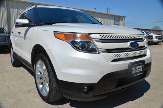 2012 Ford Explorer Limited Wylie TX