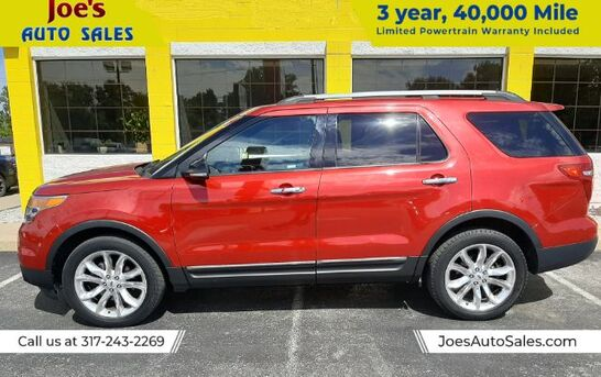 2012_Ford_Explorer_XLT 4WD_ Indianapolis IN