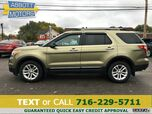 2012 Ford Explorer XLT 4WD w/3rd Row Seat