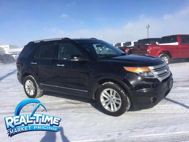 2012_Ford_Explorer_XLT_ Claresholm AB