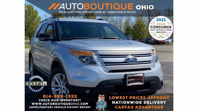 2012 Ford Explorer XLT Columbus OH