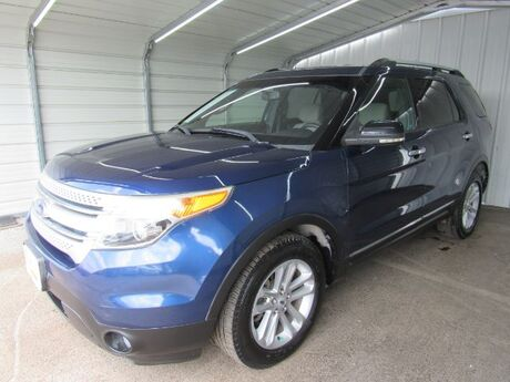 2012 Ford Explorer XLT FWD Dallas TX