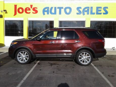 2012_Ford_Explorer_XLT FWD_ Indianapolis IN