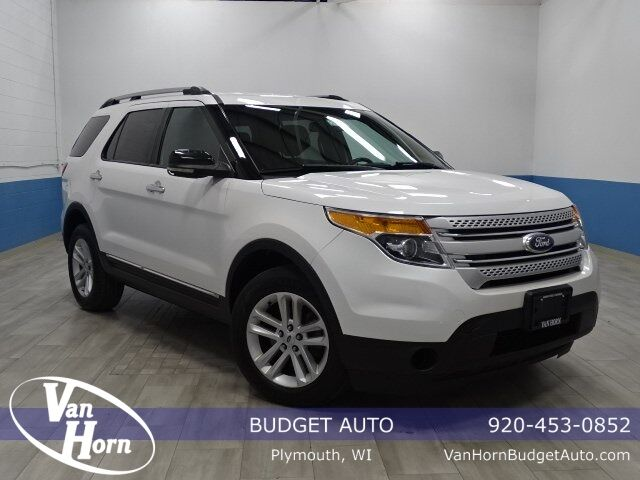 2012 Ford Explorer XLT Plymouth WI