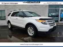 2012_Ford_Explorer_XLT_ Watertown NY