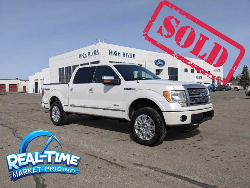 2012 Ford F-150  High River AB
