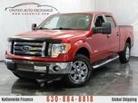 2012 Ford F-150 3.5L V6 Ecoboost Engine FX4 4WD w/ Backup Camera, Bluetooth Connectivity, SYNC, Full-size Spare Tire