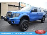 2012 Ford F-150 4WD FX4 SuperCrew