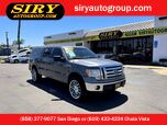 2012 Ford F-150 4WD