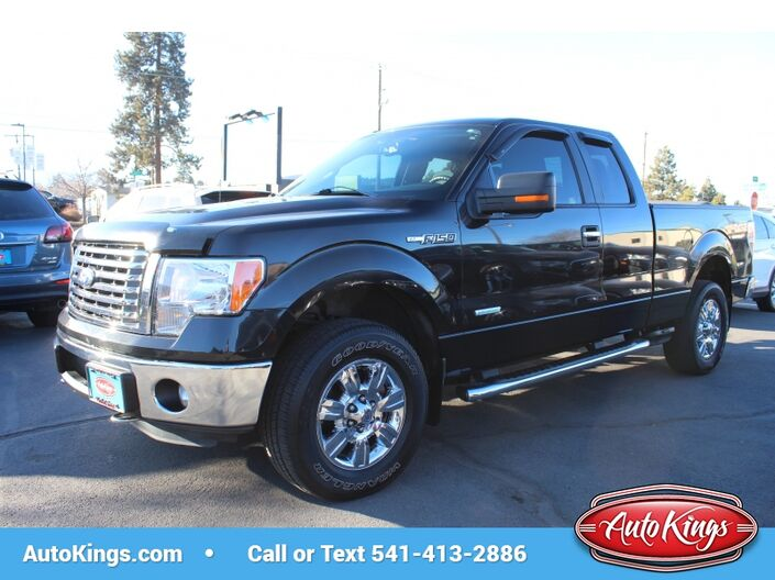 2012 Ford F-150 4WD SuperCab 145  XLT Bend OR