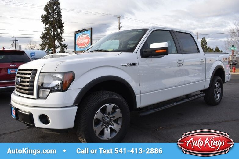 2012 Ford F-150 4WD SuperCrew 145 FX4 Bend OR