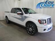 2012 Ford F-150 4WD SuperCrew 145 Lariat Eau Claire WI