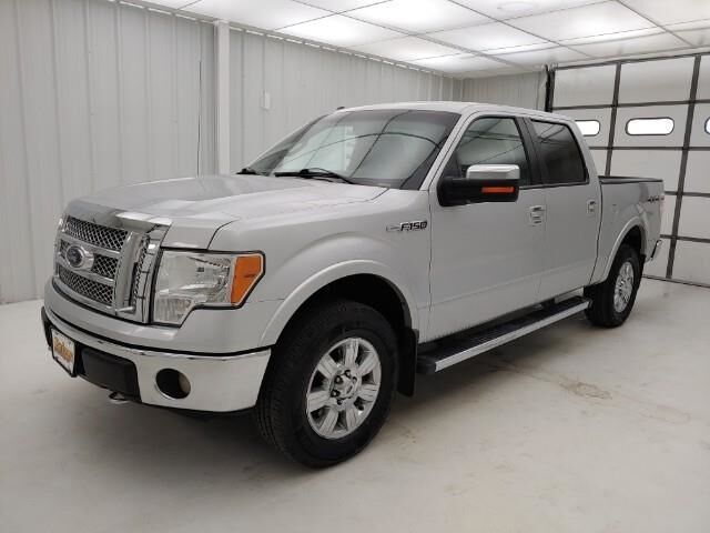 2012 Ford F-150 4WD SuperCrew 145 Lariat Manhattan KS