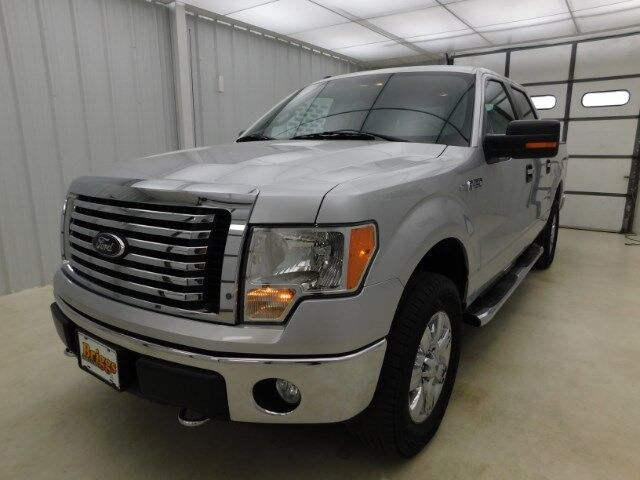 2012 Ford F-150 4WD SuperCrew 145 XL Manhattan KS