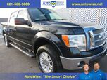 2012 Ford F-150 4X4 LARIET SUPERCREW Lariat