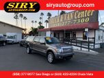 2012 Ford F-150 4x4 Platinum