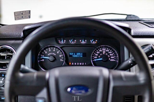 2012 Ford F-150 4x4 Super Cab XLT Longbox BCam Red Deer AB