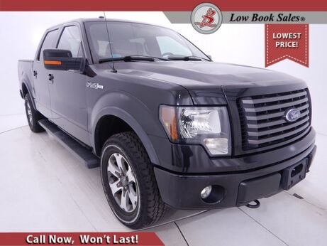 2012_Ford_F-150_CREW CAB 4X4 FX4_ Salt Lake City UT
