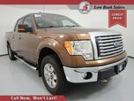 2012 Ford F-150 CREW CAB 4X4 XLT 6 1/2 FT BED